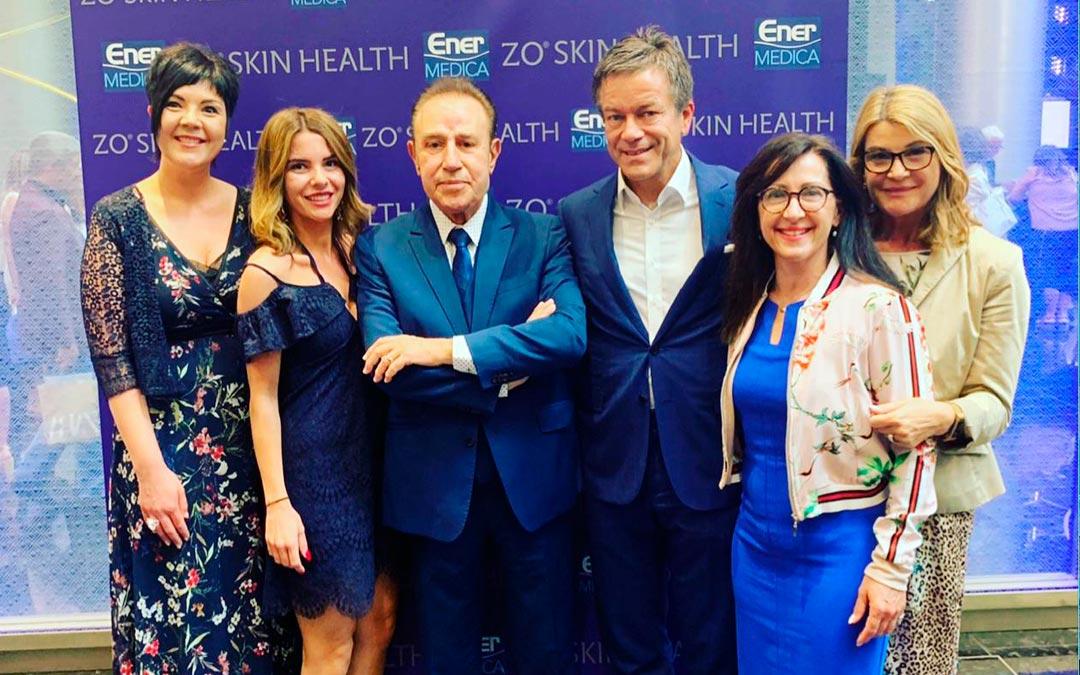 Dr. Muggenthaler meets Dr. Obagi – Gelungene Fortbildung am ZO Skin Health Symposium in Mailand