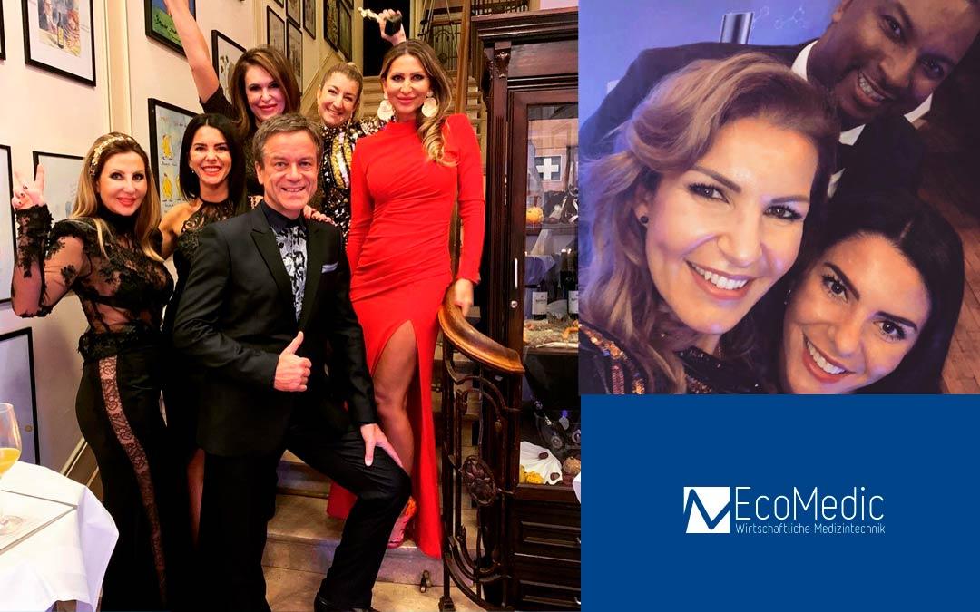 EcoMedic VIP Event – Ein toller Abend mit wunderbaren Menschen