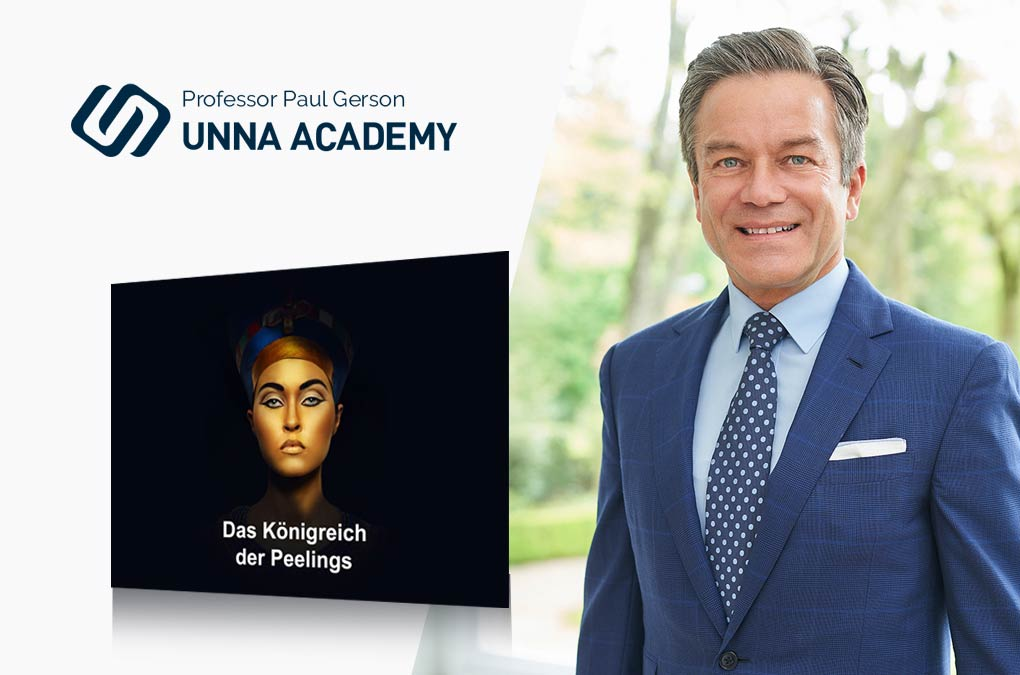 Umfassendes Peeling-Referat an der Unna Academy