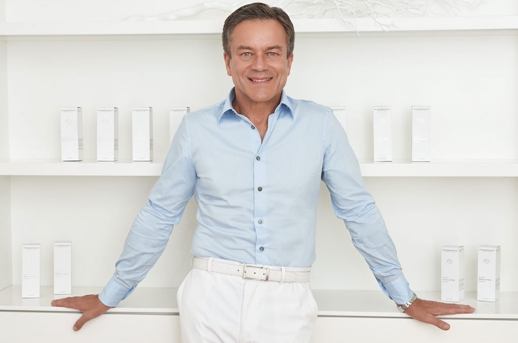 Breaking News: Dr. Muggenthaler lanciert eigene Skincare-Marke
